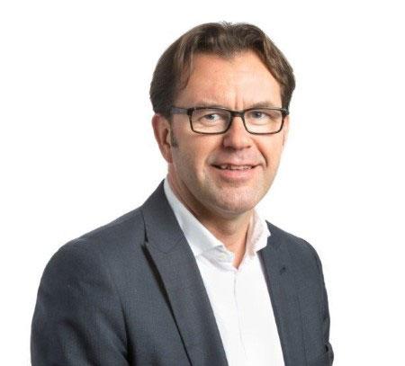 Mikael Larsson, Svenskt Vatten